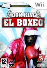 DK BOXING Wii FOB SPA