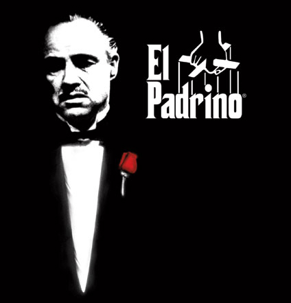 El Padrino (Tablatura para Guitarra Criolla) [Facil]