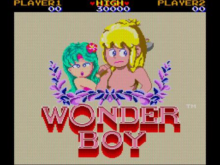 Homenajes a Juegos Retro Wonderboy_intro