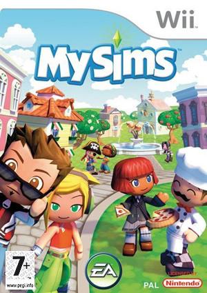 MySims (wii & Ds) Mysims